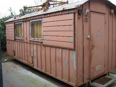 Cjm 008 kit cabanon de chantier for Cjm builders