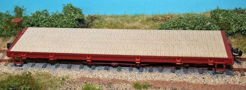 ABE 0193 : Plancher plat On30 Model Supply